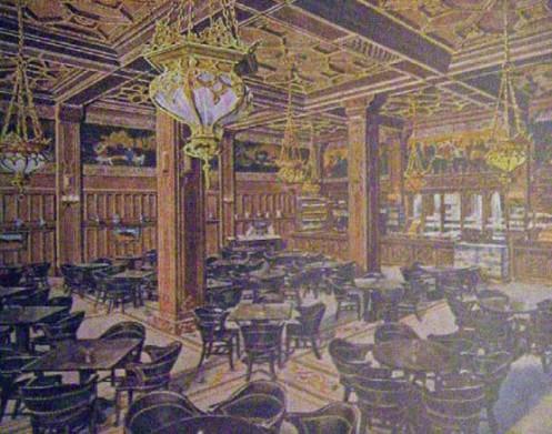Gent's Cafe